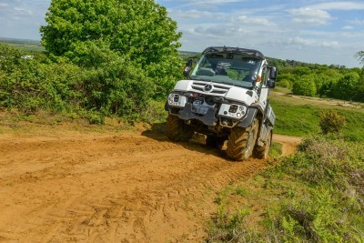 SMMT Test Days 2015 - Millbrook Off-Road Course 50