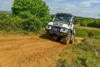 SMMT Test Days 2015 - Millbrook Off-Road Course 50