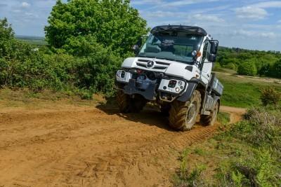 SMMT Test Days 2015 - Millbrook Off-Road Course 51