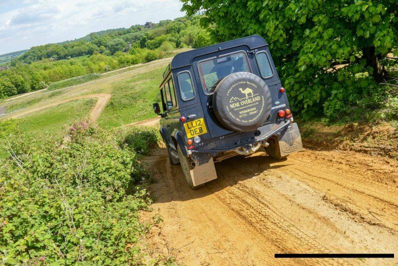 SMMT Test Days 2015 - Millbrook Off-Road Course 54