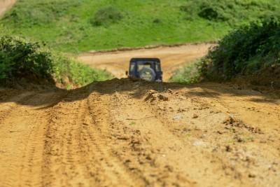 SMMT Test Days 2015 - Millbrook Off-Road Course 55