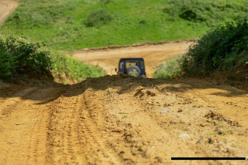 SMMT Test Days 2015 - Millbrook Off-Road Course 56