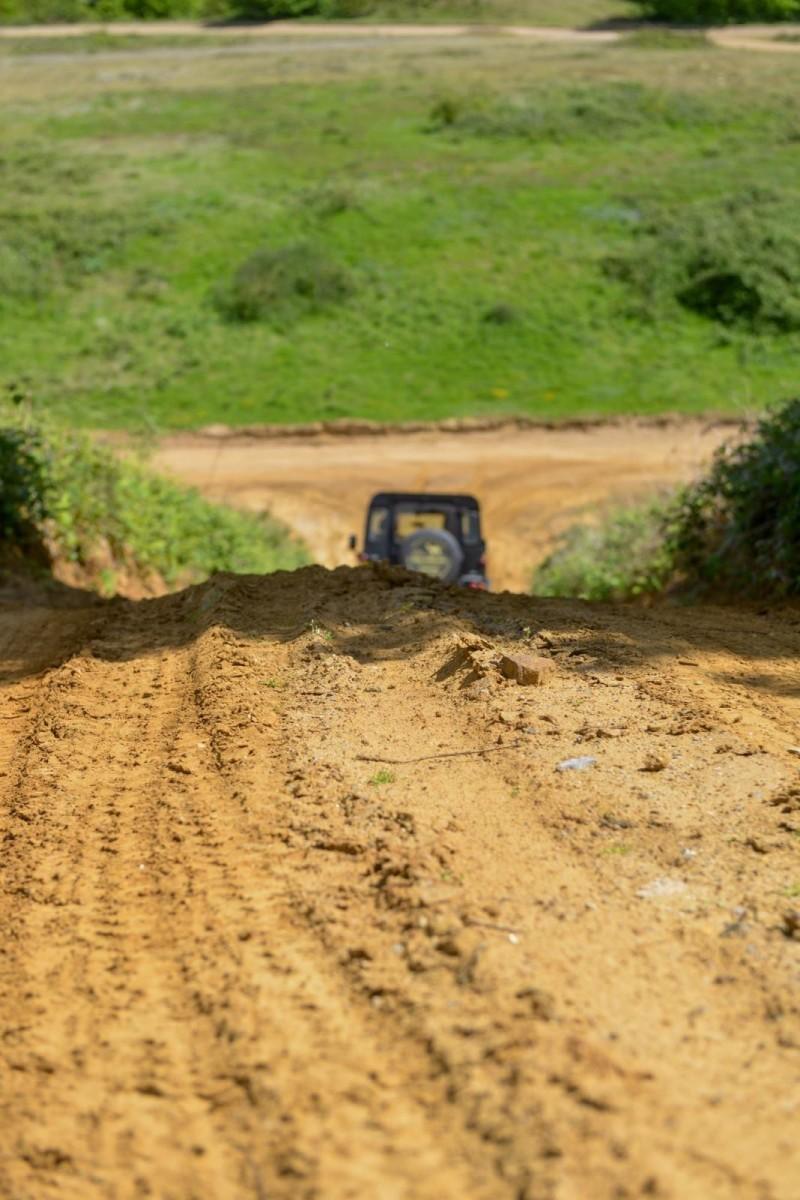SMMT Test Days 2015 - Millbrook Off-Road Course 57