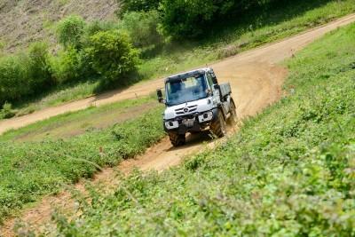 SMMT Test Days 2015 - Millbrook Off-Road Course 6