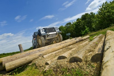 SMMT Test Days 2015 - Millbrook Off-Road Course 60