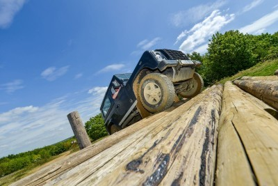 SMMT Test Days 2015 - Millbrook Off-Road Course 62
