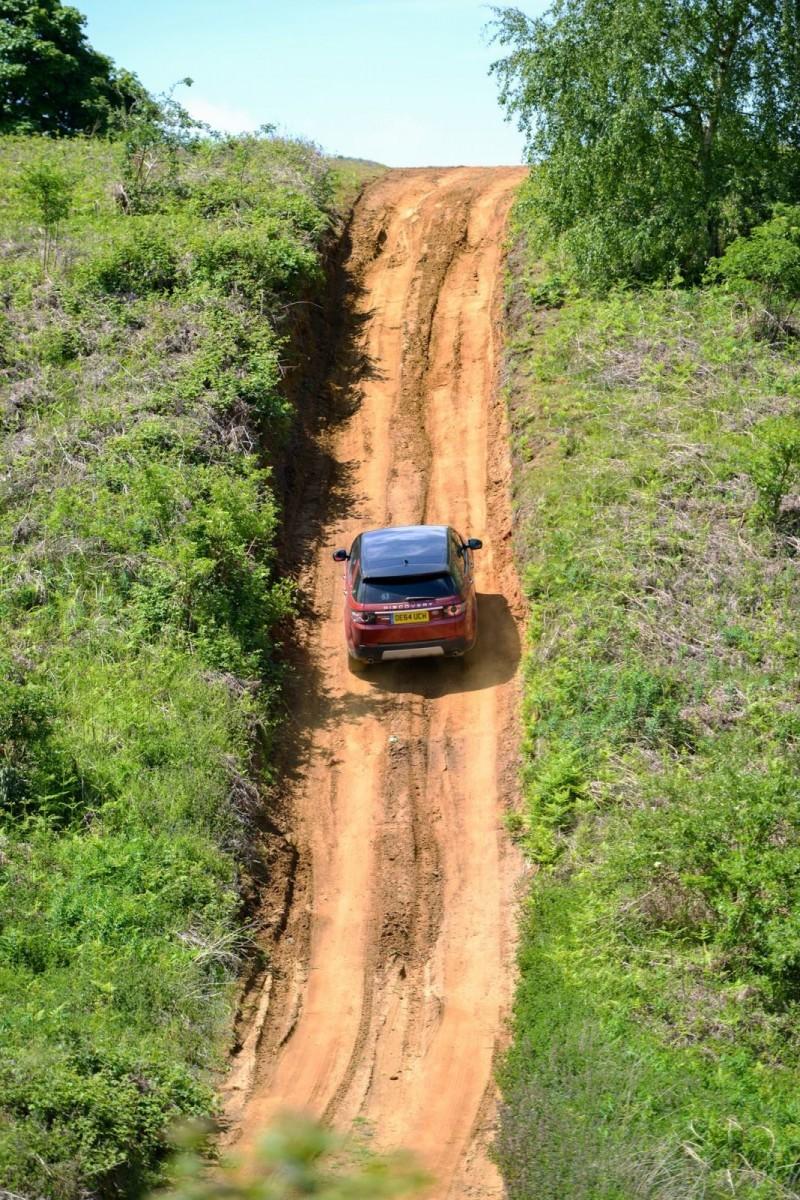 SMMT Test Days 2015 - Millbrook Off-Road Course 69