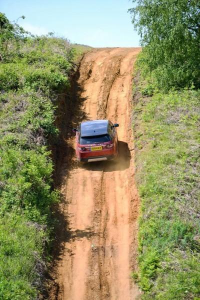 SMMT Test Days 2015 - Millbrook Off-Road Course 70