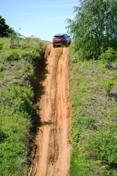 SMMT Test Days 2015 - Millbrook Off-Road Course 71