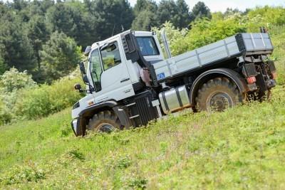 SMMT Test Days 2015 - Millbrook Off-Road Course 9