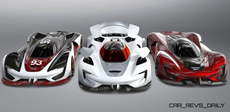 SRT Tomahawk Vision Gran Turismo 35