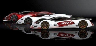 SRT Tomahawk Vision Gran Turismo 36