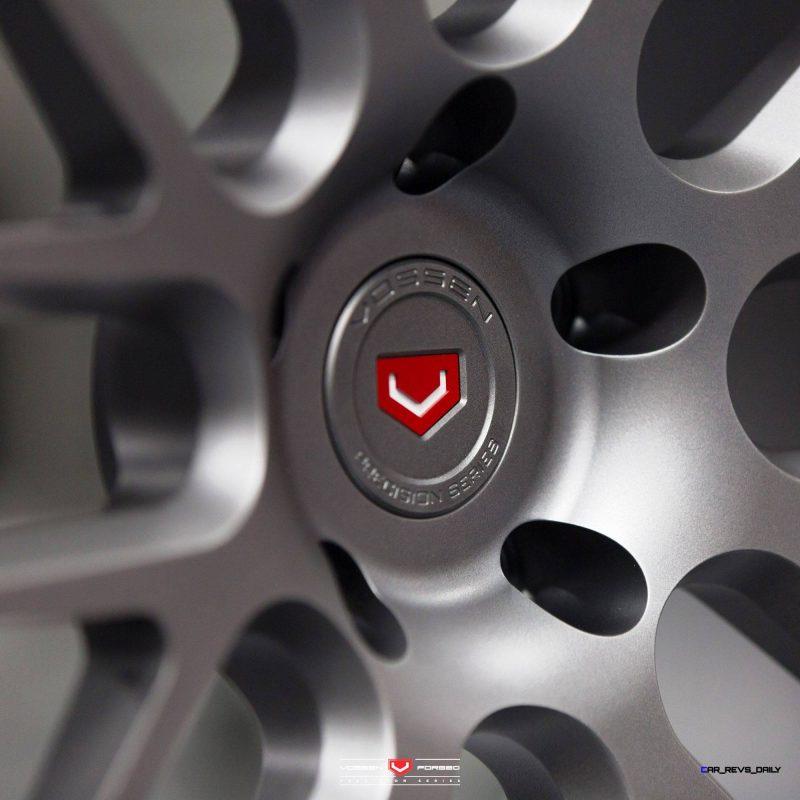 Vossen Forged- Precision Series VPS-308 - 37229 - © Vossen Wheels 2015 -  1005