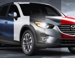 2016 Mazda CX-5 – Colors Guide – All 8 Shades From Every Angle!