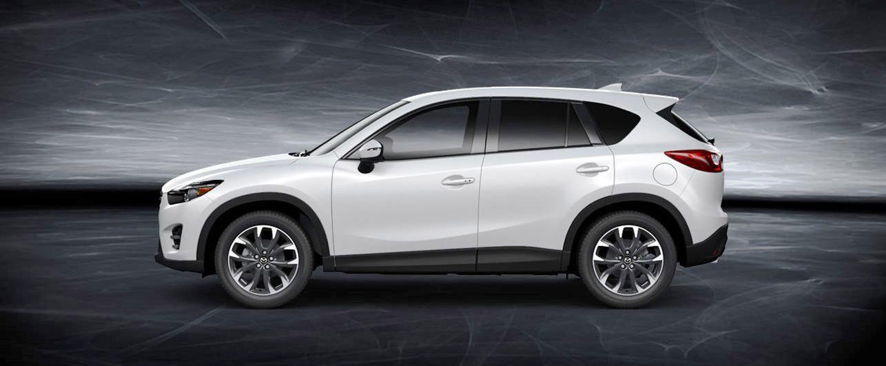 2016 Mazda CX-5 Colors