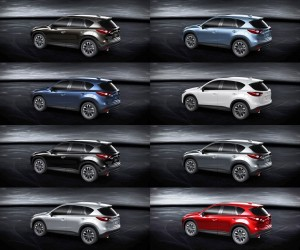 Cx 5 Colors >> 2016 Mazda Cx 5 Colors