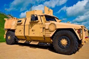 2015 Lockheed Martin JLTV Looks Set to Win High-Tech US Military Truck Contract