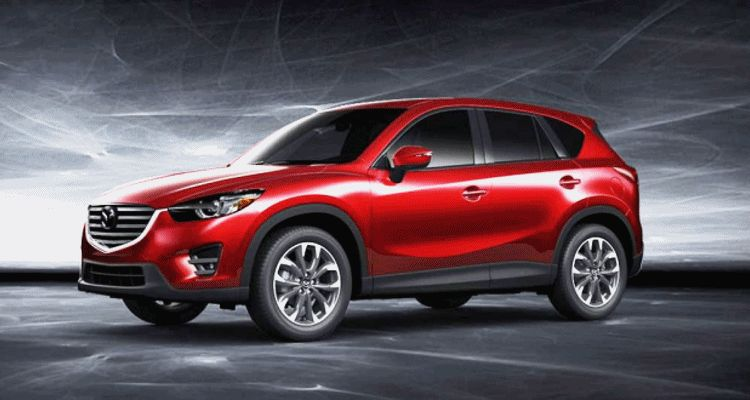 red cx5