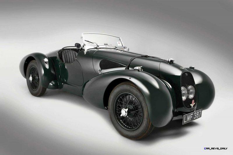 1940 Aston Martin Speed Model Type C 2