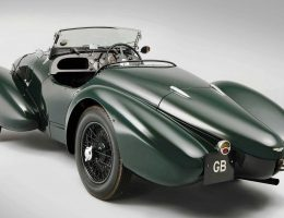 RM Monterey 2015 – 1940 Aston Martin Speed Model Type C