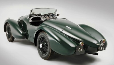 1940 Aston Martin Speed Model Type C 3