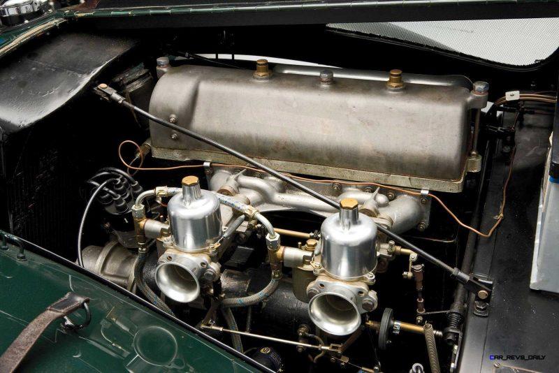 1940 Aston Martin Speed Model Type C 5