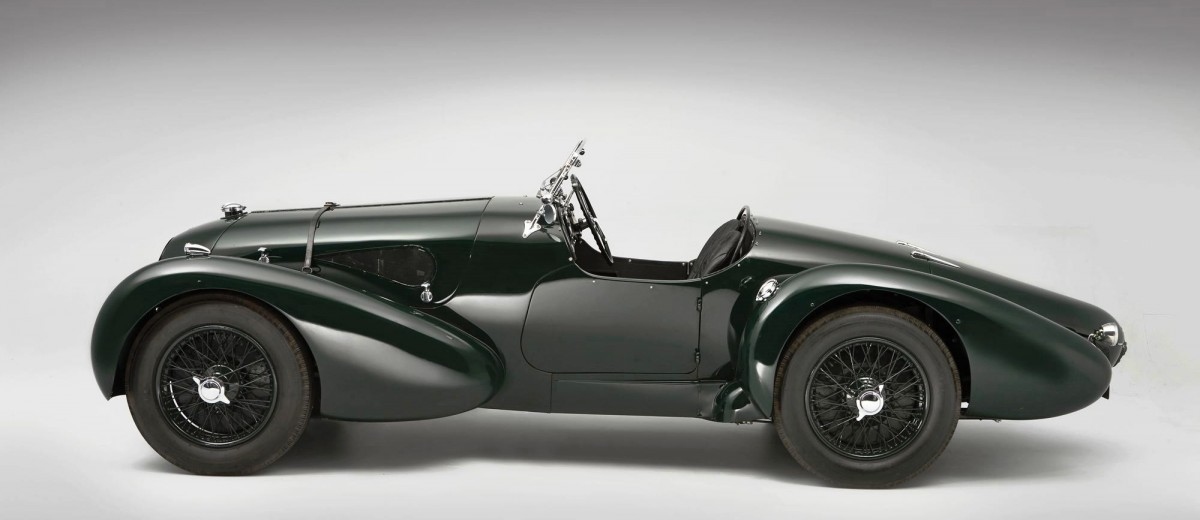 1940 Aston Martin Speed Model Type C 6
