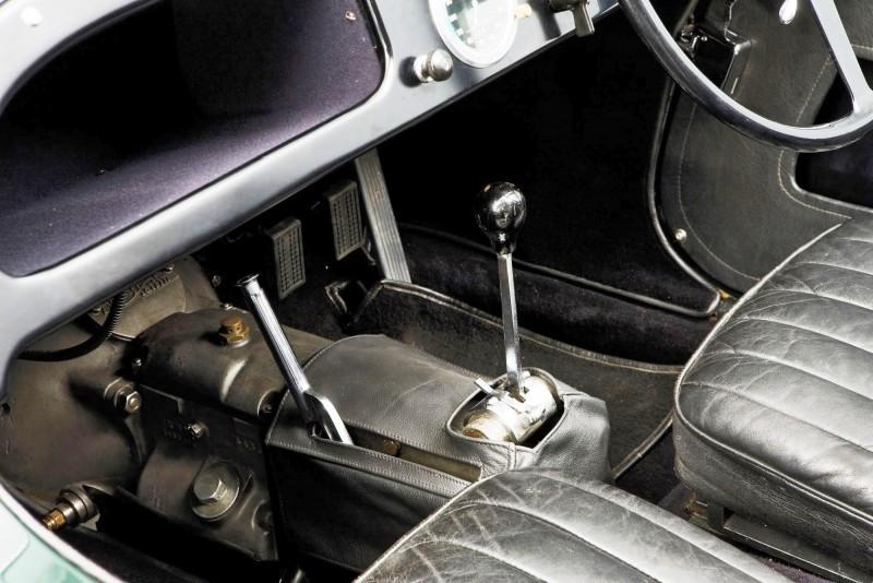 1940 Aston Martin Speed Model Type C 9