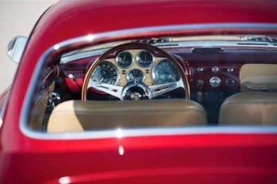 1952 Jaguar XK120 SuperSonic by Ghia 18