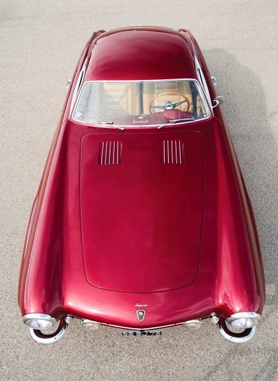 1952 Jaguar XK120 SuperSonic by Ghia 33