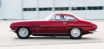1952 Jaguar XK120 SuperSonic by Ghia 34