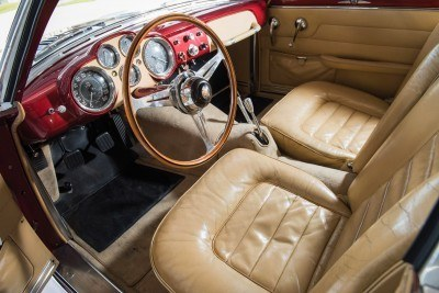 1952 Jaguar XK120 SuperSonic by Ghia 4