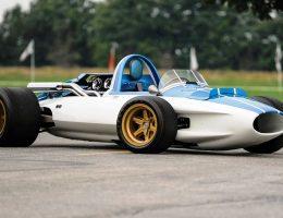 RM Monterey 2015 – 1960 Chevrolet CERV I – Zora's F1 Dream Prototype