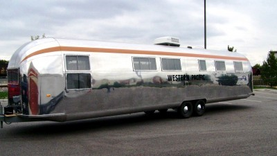 1962 Western Pacific 40-Foot AIRSTREAM 1