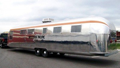 1962 Western Pacific 40-Foot AIRSTREAM 11