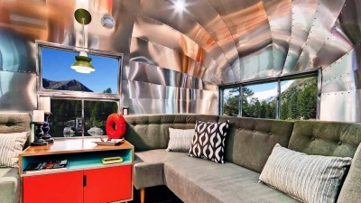 1962 Western Pacific 40-Foot AIRSTREAM 14
