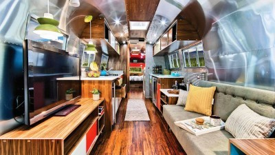 1962 Western Pacific 40-Foot AIRSTREAM 16