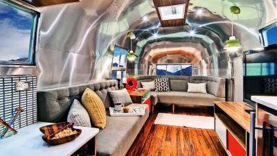 1962 Western Pacific 40-Foot AIRSTREAM 17