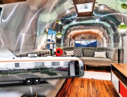 1962 Western Pacific 40-Foot AIRSTREAM Earns $200k at Mecum Denver Auction