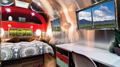 1962 Western Pacific 40-Foot AIRSTREAM 18