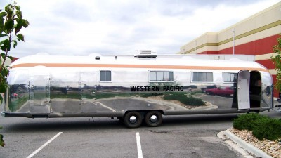 1962 Western Pacific 40-Foot AIRSTREAM 9