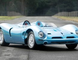 1967 Bizzarrini P538 Speedster – RM Monterey 2015 Preview