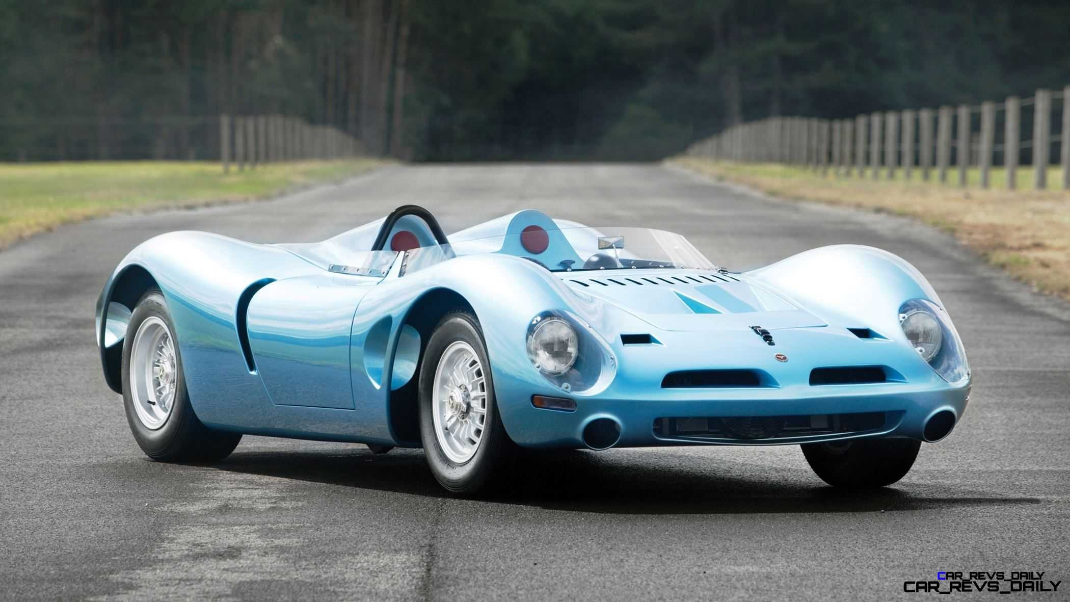 1967 Bizzarrini P538 Speedster 1