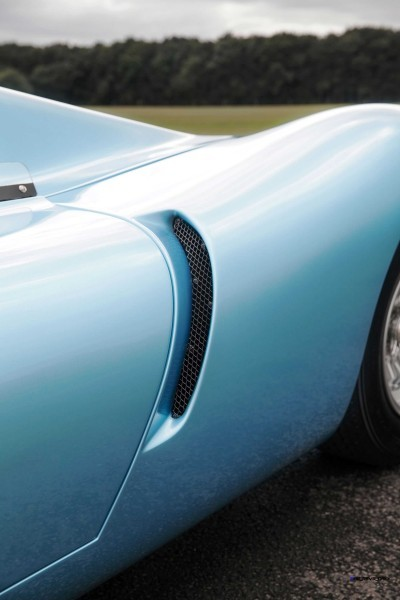1967 Bizzarrini P538 Speedster 13