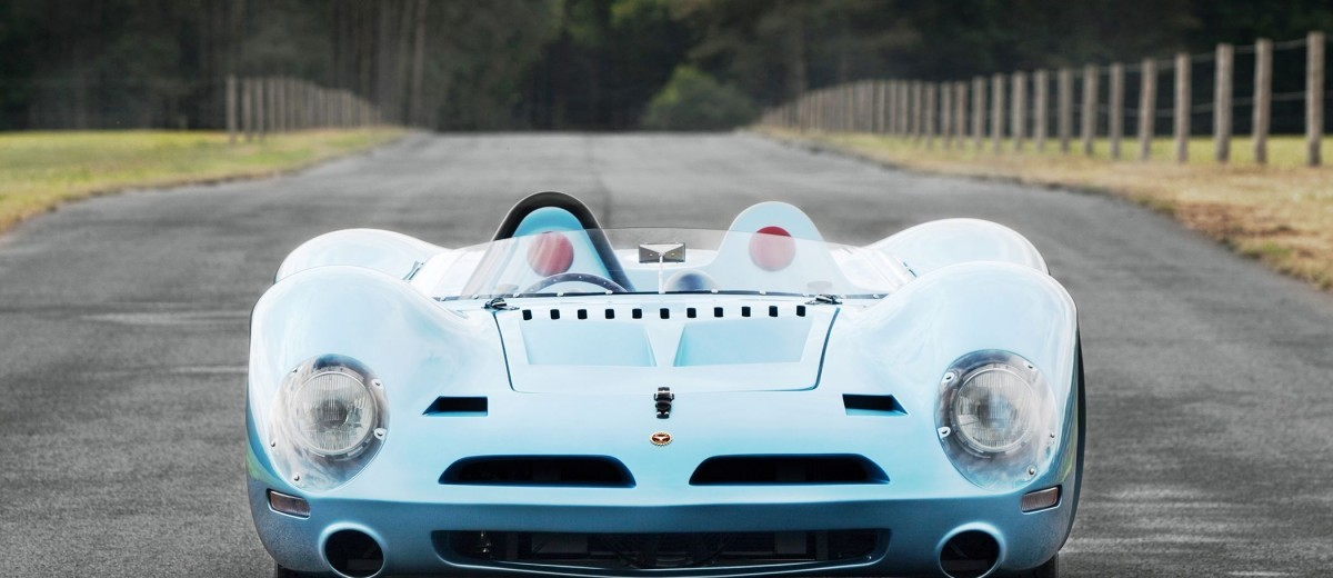 1967 Bizzarrini P538 Speedster 14