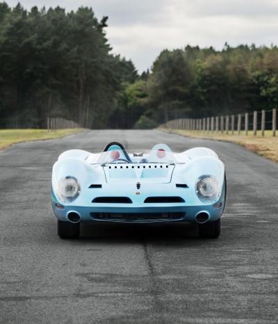 1967 Bizzarrini P538 Speedster 14