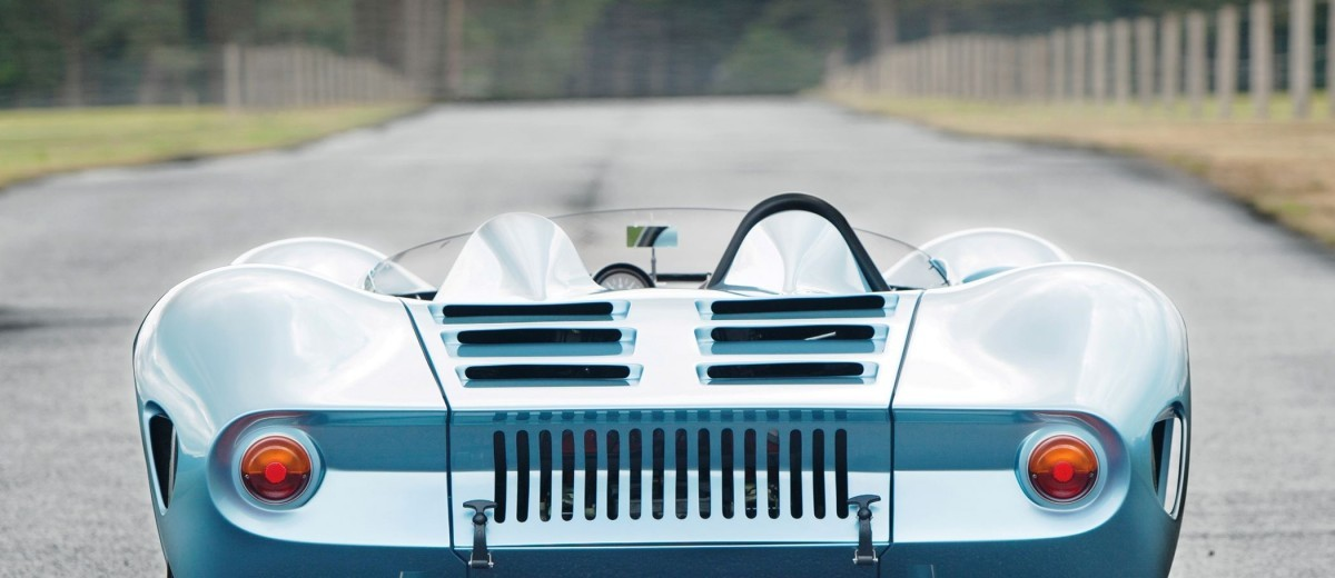 1967 Bizzarrini P538 Speedster 15