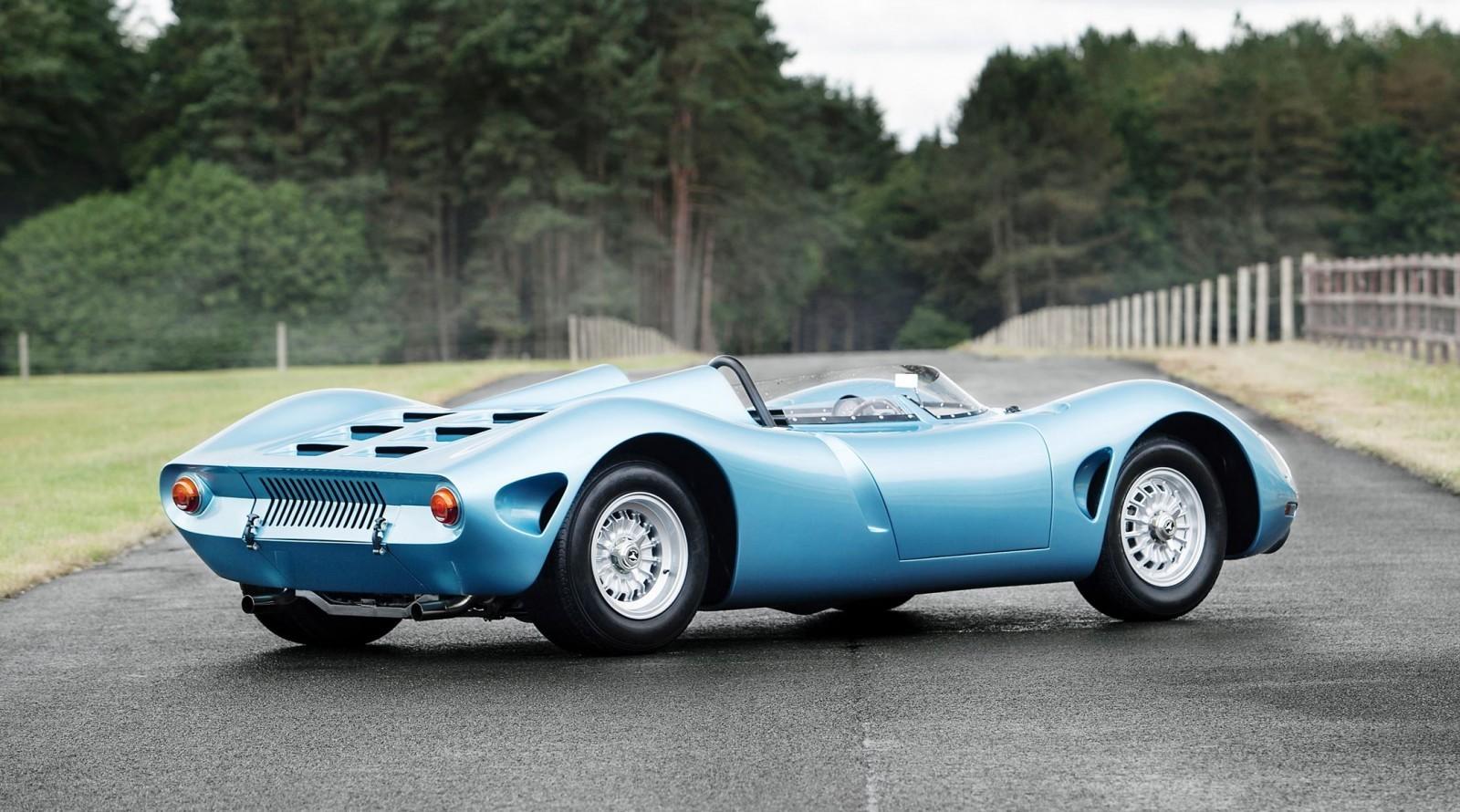 1967 Bizzarrini P538 Speedster 2
