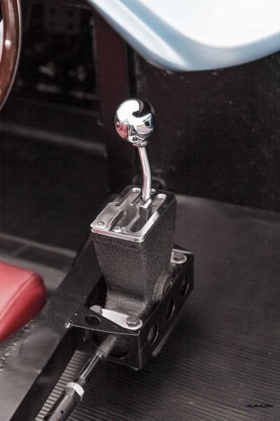 1967 Bizzarrini P538 Speedster 21