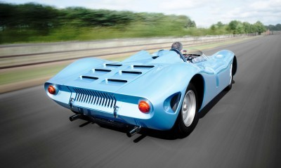 1967 Bizzarrini P538 Speedster 23
